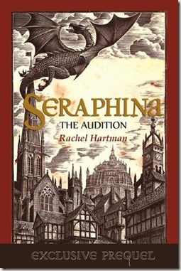 Seraphina The Audition by Rachel Hartman book cover