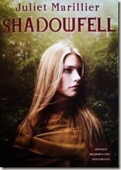 Shadowfell by Juliet Marillier book cover