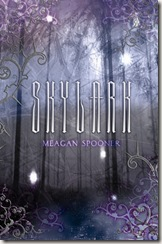 Skylark by Meagan Spooner book cover