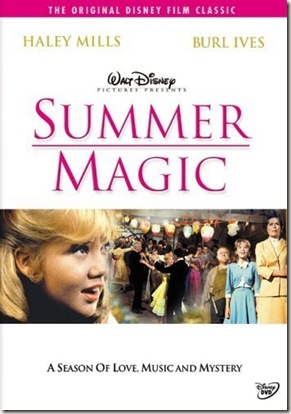 Summer Magic Movie Poster