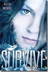 Survive by Alex Morel book cover