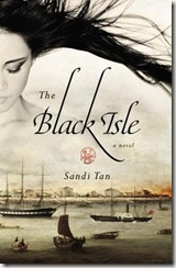 The Black Isle by Sandi Tan book cover
