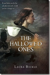 The Hallowed Ones by Laura Bickle book cover