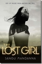 The Lost Girl by Sangu Mandanna book cover