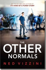 The Other Normals by Ned Vizzini book cover