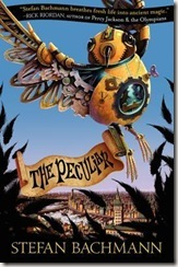 The Peculiar by Stefan Bachmann book cover