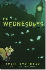 The Wednesdays by Julie Bourbeau book cover
