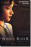 The Whale Rider by Witi Ihimaera book cover