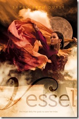 Vessel by Sarah Beth Durst book cover