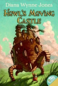 How's Moving Castle by Diana Wynne Jones book cover