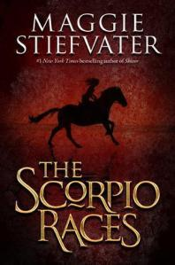 The Scorpio Races by Maggie Stiefvater book cover